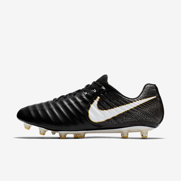 Nike Tiempo Legend VII AG-PRO Artificial-Grass Football Boot - Black