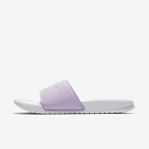 Женские шлепанцы Nike Benassi Pastel QS