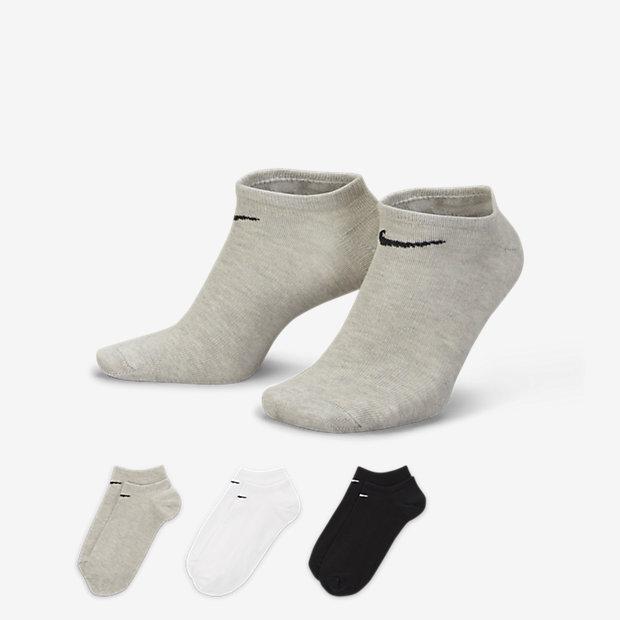 Носки Nike Value No-Show (3 пары)