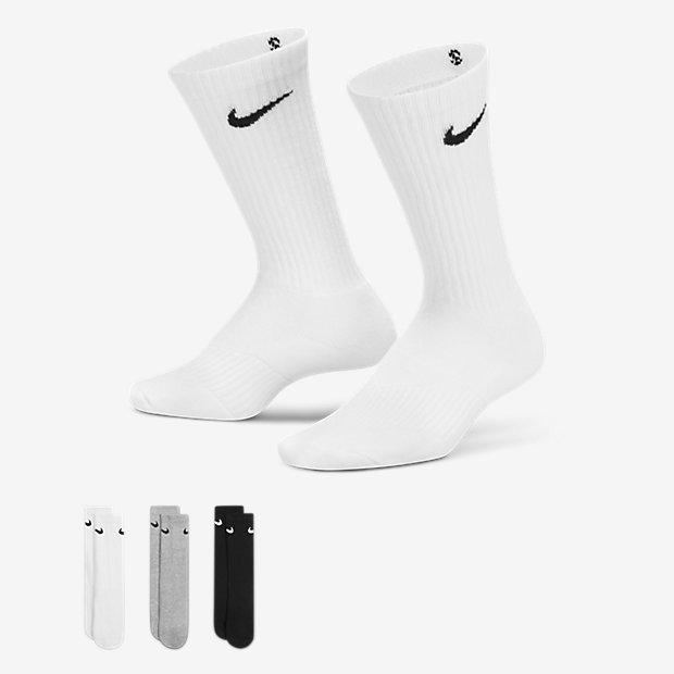 Носки для школьников Nike Performance Crew (3 пары)