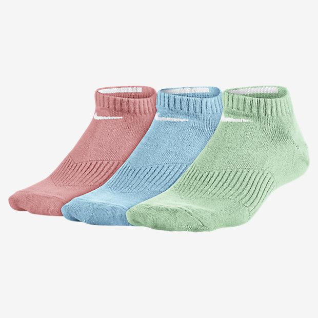 Носки для школьников Nike Lightweight Cushion No-Show (3 пары)