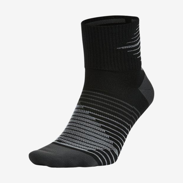 Носки для бега Nike Dri-FIT Lightweight Quarter