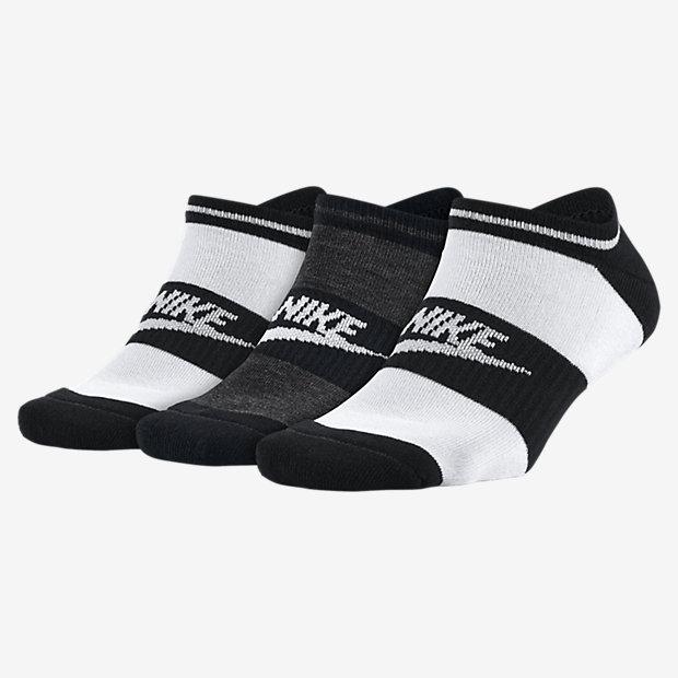 Носки Nike Sportswear No Show (3 пары)