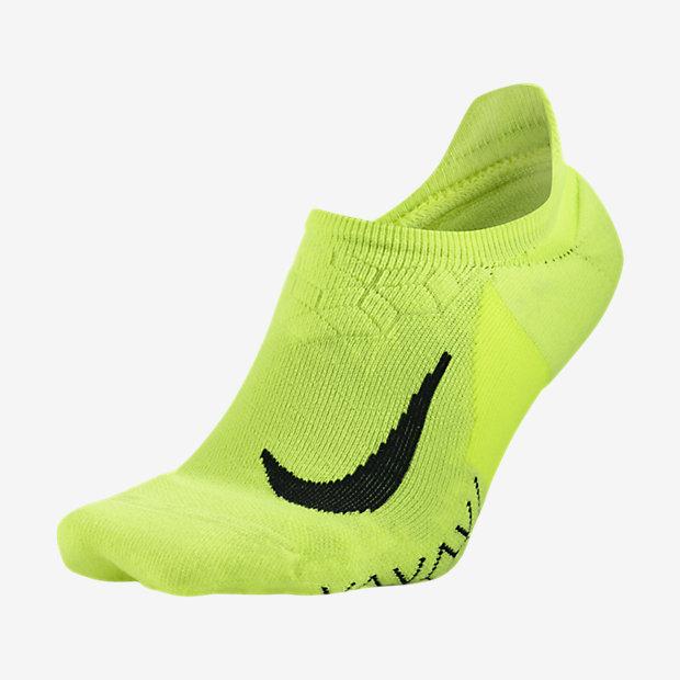 Носки для бега Nike Elite Cushioned No-Show