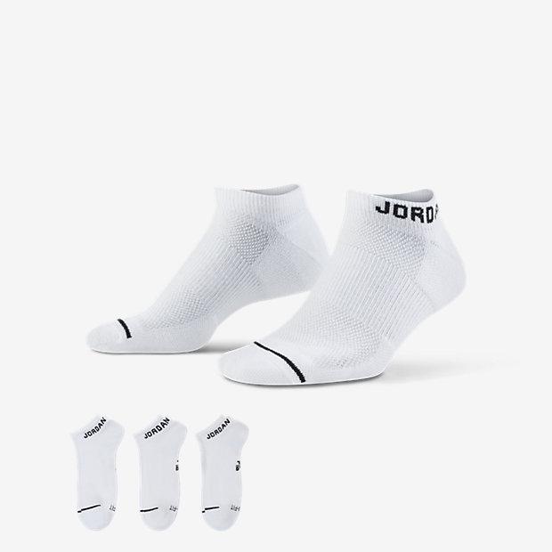 Носки Jordan Jumpman No Show (3 пары)