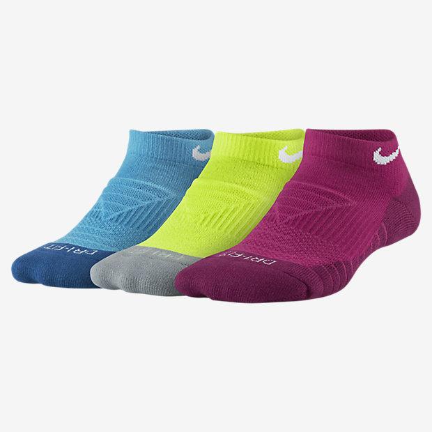 Носки для школьников Nike Dry Cushion Crew No-Show (3 пары)