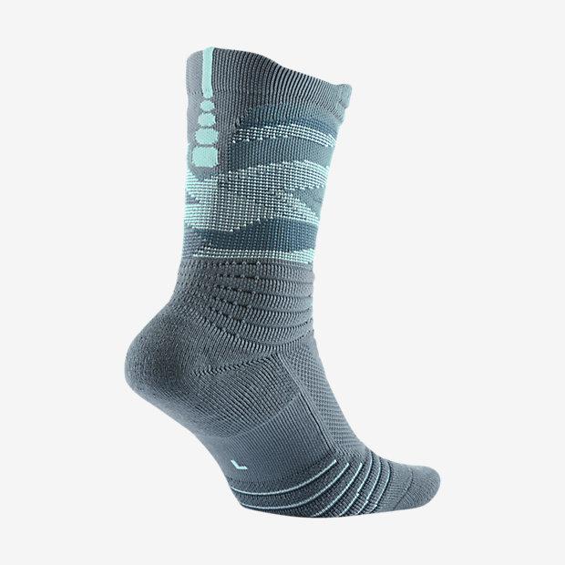 Баскетбольные носки Nike Elite Versatility Crew
