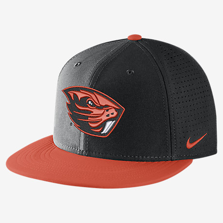 oregon state beavers baseball hats university hat true adjustable