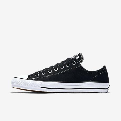 Ordering Unisex Converse Ctas Black Shoes