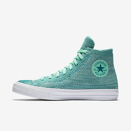 converse extra high tops. converse chuck taylor all star x nike flyknit high top unisex shoe extra tops a