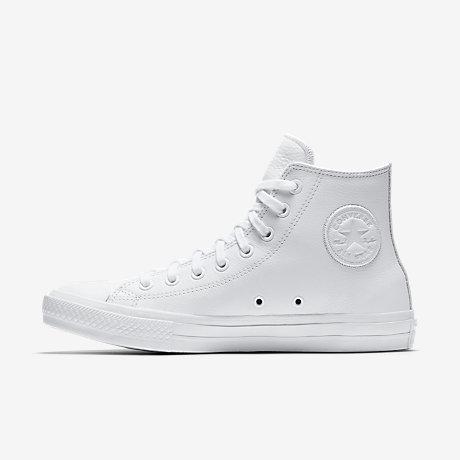 converse 2 white high