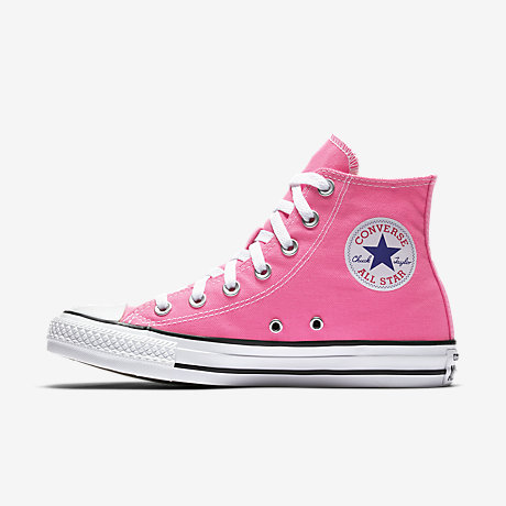Converse Chuck Taylor All Star Seasonal Colour Shoes Women Pink Pow M88565