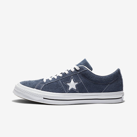 Converse One Star Premium Suede Low Top Unisex Shoe