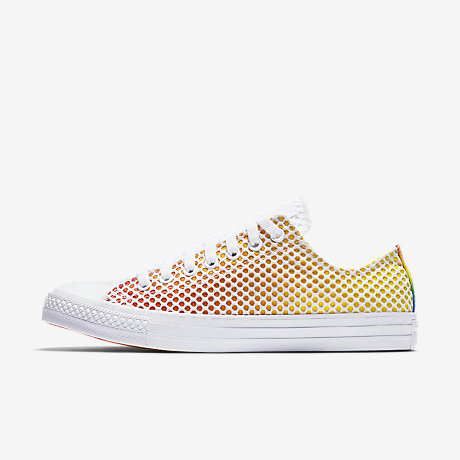 Converse Chuck Taylor All Star Pride Mesh Low Top Unisex Shoe