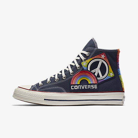 converse shoes logo. converse chuck 70 1st pride parade high top unisex shoe shoes logo n