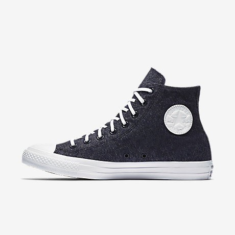 Converse Chuck Taylor All Star Terry High Top Unisex Shoe