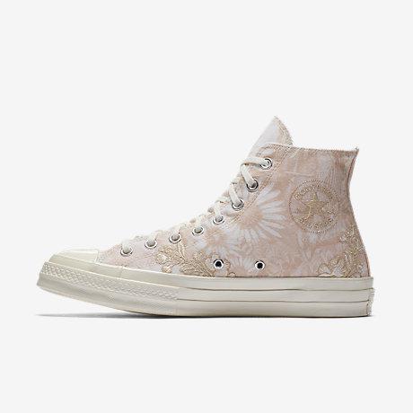 converse chucks beige high