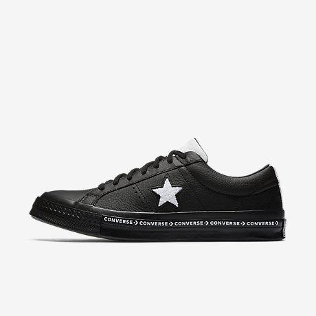 Converse One Star Pinstripe Low Top Men's Shoe