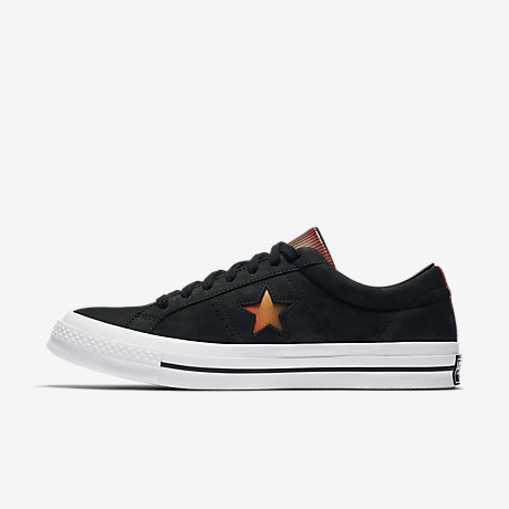 Converse One Star Solar Eclipse Low Top Unisex Shoe