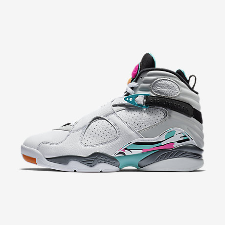 Air Jordan Retro 8 Men's Shoe