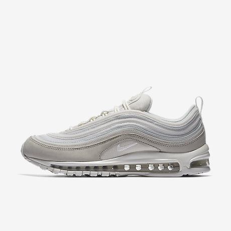 Cheap Nike Air Max 97 Silver On Feet Edition