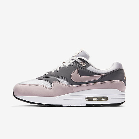 nike air max 1 black and grey nz