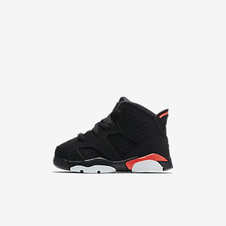 128093b59b92 Air Jordan Retro 6 Baby   Toddler Shoe (1.5–9.5). Nike.com SG