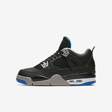air jordan 4 retro boys' shoe
