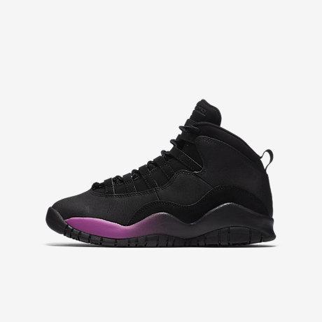 Chaussure de basketball Air Jordan X Retro pour Enfant plus âgé (35,5-