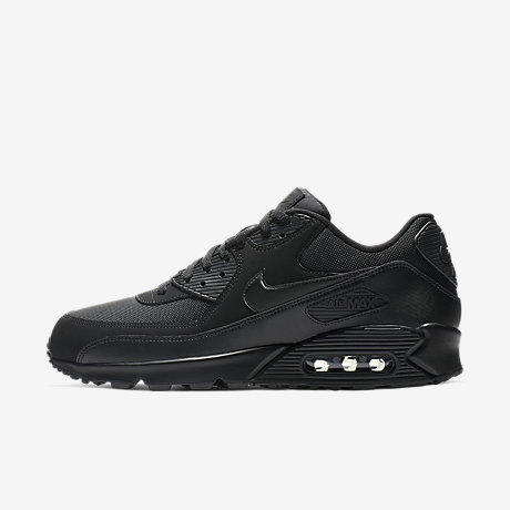 air max 90 essential all black