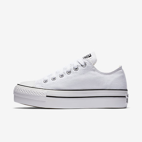 nike shoes white low tops. converse chuck taylor all star platform low top women\u0027s shoe nike shoes white tops