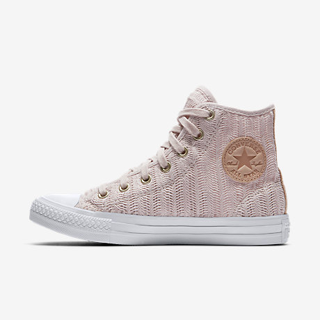 Chuck Taylor All Star Hi Sneaker - Beige Converse Begrenzt 7uv7Yq