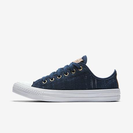 Converse Chuck Taylor All Star Herringbone Mesh Low Top Women's Shoe