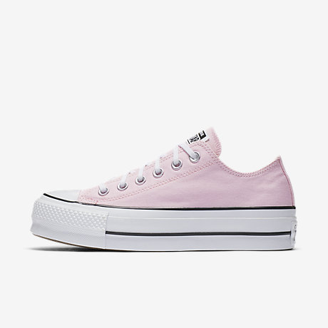 converse chuck taylor all star lift rosa