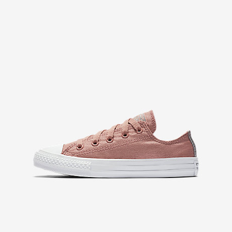 4e06ec6e0865 ... where to buy converse chuck taylor all star fairy dust low top girls  shoe 78c93 83144 ...