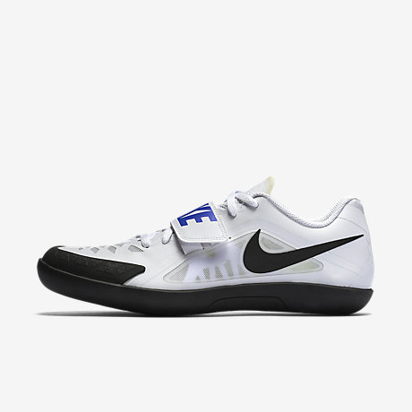 nike zoom rival sd 2 white and blue