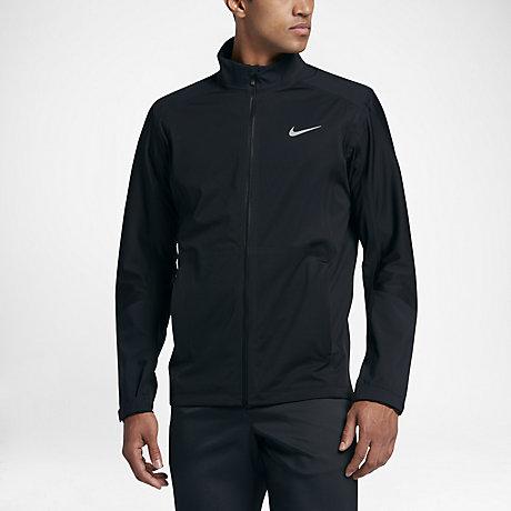 Nike Hyperadapt Storm-FIT Full-Zip Men's Golf Jacket. Nike.com