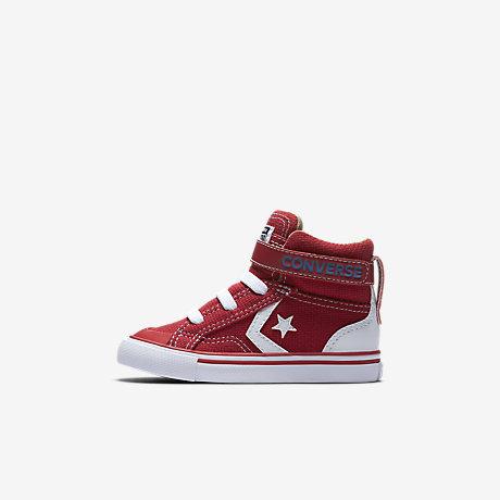 Converse Pro Blaze Strap High Top Infant/Toddlers' Shoe