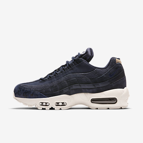 Pink And Black Nike Air Max 95 Veraldarvinir