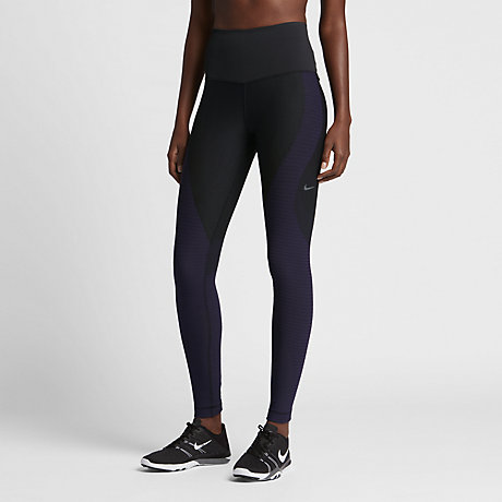 Nike Zoned Sculpt Women's High Rise Training Tights. Nike.com