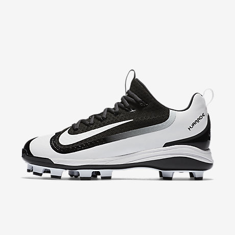 on sale b73f8 a75d4 ... nike air huarache 2kfilth elite ... ConcessionAlpha Huarache 2K Filth  Mid Mens Baseball Cleat University BluePhoto BlueGame ...