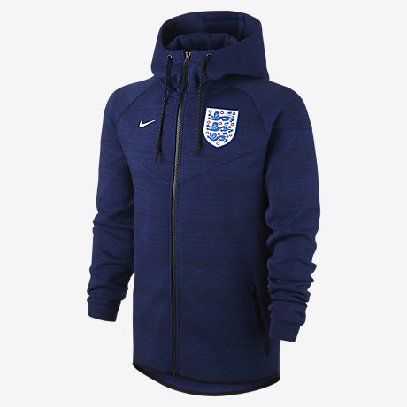 England Authentic Tech Fleece Windrunner Men's Jacket. Nike.com UK