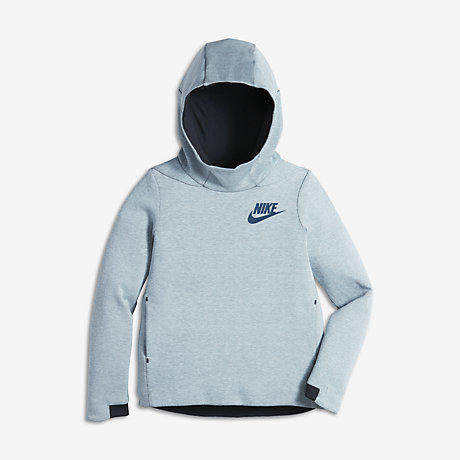 Nike Sportswear Tech Fleece Big Kids' (Girls') Hoodie. Nike.com