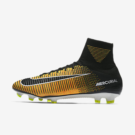 Nike Mercurial Superfly V Firm-Ground Football Boot