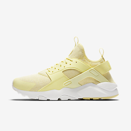 nike air huarache yellow