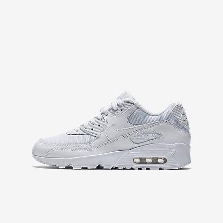 half off e7a24 1c2c6 ... Nike Air Max 90 Mesh Schuh für ältere Kinder ...