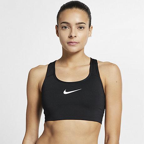 Nike Classic Swoosh Women's Medium Support Sports Bra. Nike.com CA