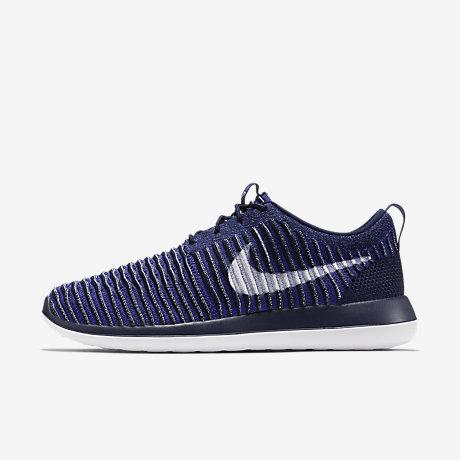 ... Nike Roshe Two Flyknit Men's Shoe ...
