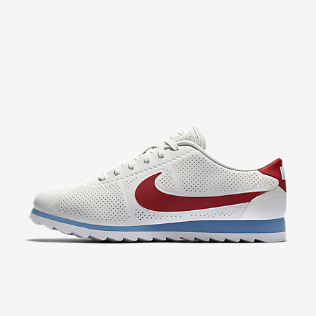 red nike cortez ultra moire