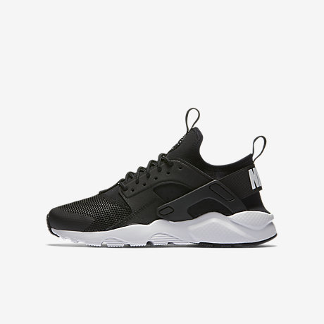 nike air huarache kids black